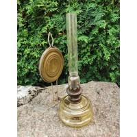 Lempa Kosmos Brenner  žibalinė, antikvarinė, veikianti. Pastatoma, pakabinama. REZERVUOTA