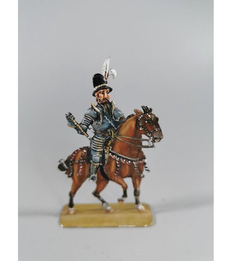 Alavinis kareivėlis, antikvarinis. Vokietija. Kaina 8