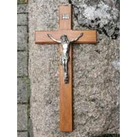 Nukryžiuotasis Kristaus figūra, Krucifiksas. Metalinis, antikvarinis. Kaina 52