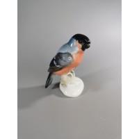 Statulėlė porcelianinė Paukštis. Rosenthal. Germany 1950-1974. Kaina 42