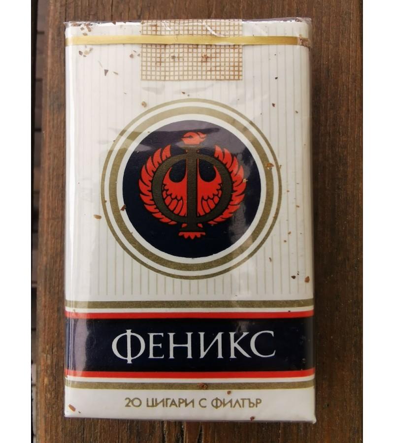 Cigaretės Feniks (Феникс). Kolekcinės. Nenaudota. Kaina 15
