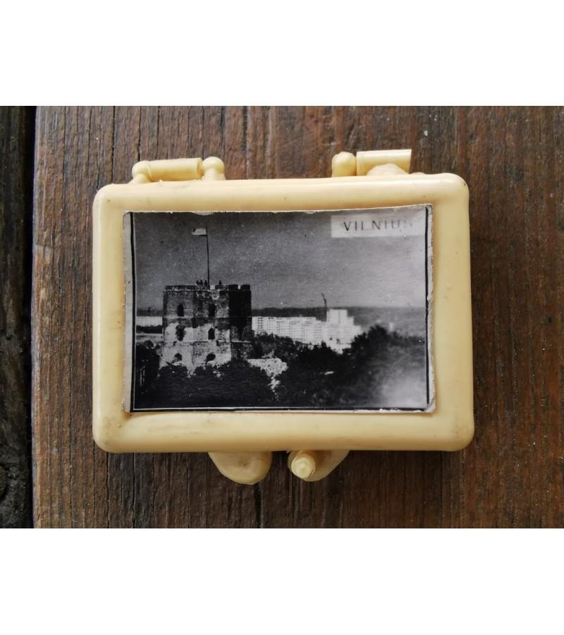 Atvirukai mini Vilnius originalioje dėžutėje, 5-tas dešimtmetis. Kaina 13