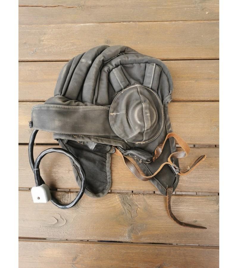 Tankisto šalmas, kepurė. Kaina 42