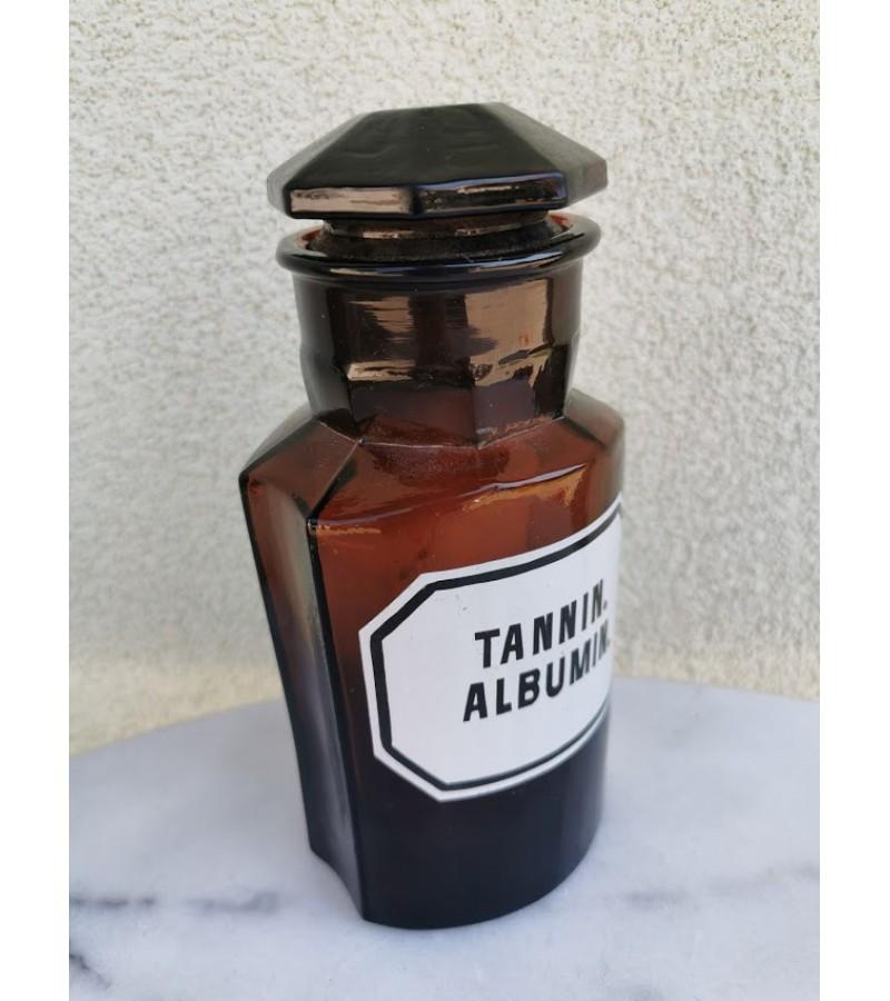 Vaistų, vaistinės butelis antikvarinis. Kaina 32