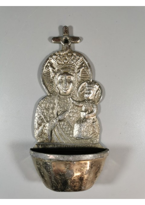 Lakunka (šventinto vandens indas) antikvarinė. Kaina 23