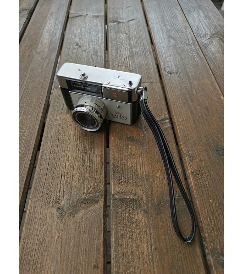 Fotoaparatas Halina Simplette F vintažinis. 6-tas dešimtmetis. Kaina 28