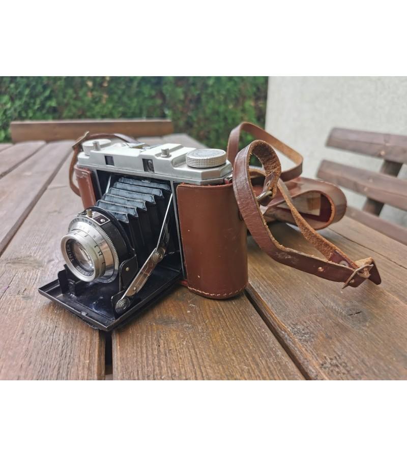 Fotoaparatas Foitzik-Trier Foinix originaliame dėkle, antikvarinis, Vokietija. Kaina 58