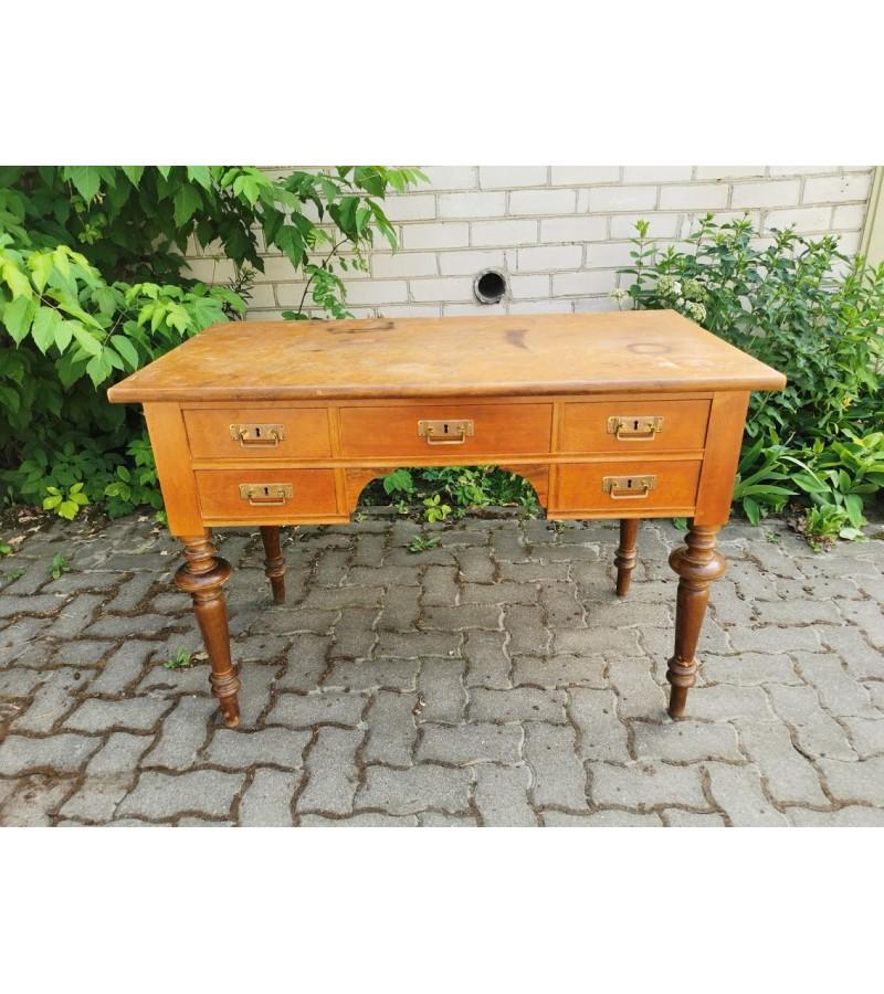 Rašomasis stalas antikvarinis. Kaina 218
