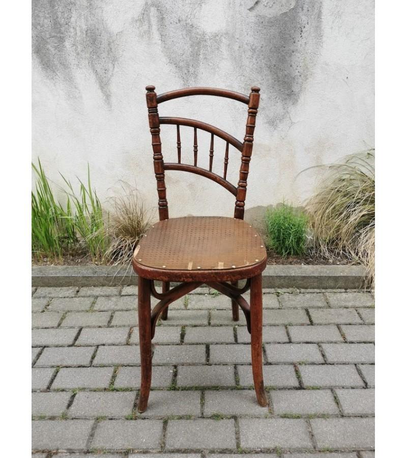Kėdė Thonet originali, antikvarinė. Tvirta ir stabili. Kaina 53