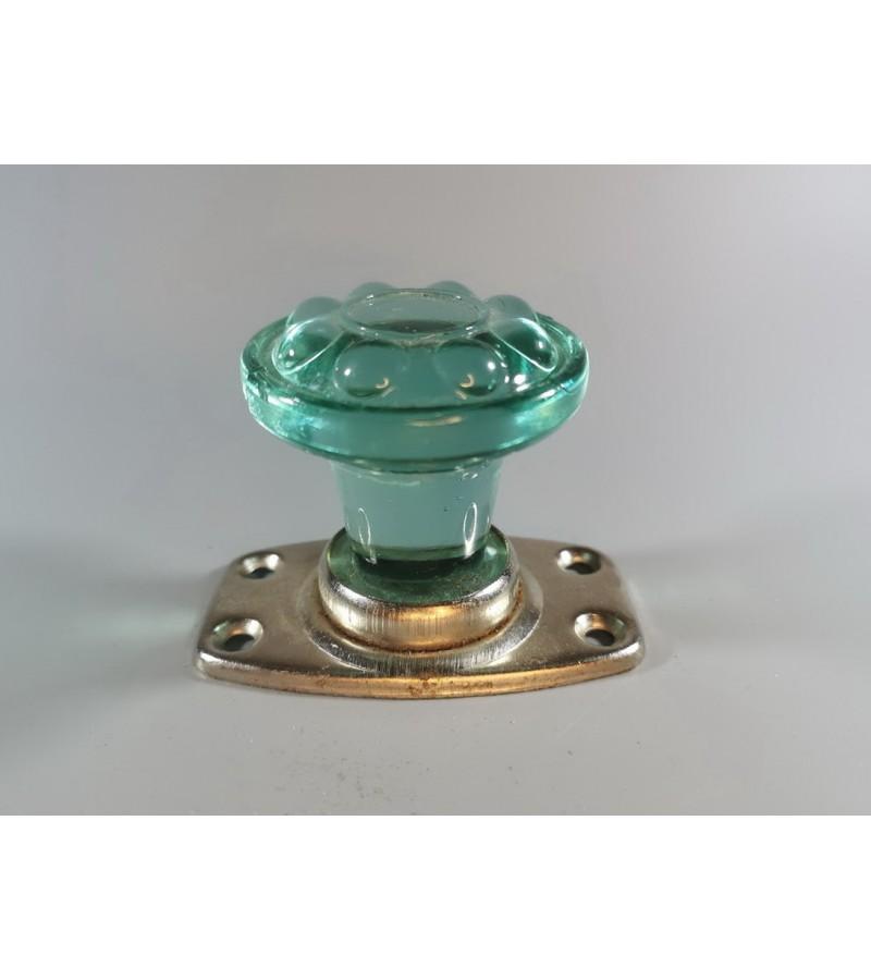 Rankena stiklinė, antikvarinė. Kaina 28
