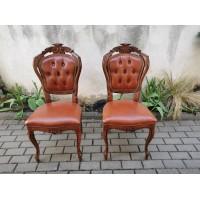 Kėdės eko oda. Tvirtos ir lengvos. Kaina po 97
