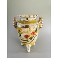 Vaza antikvarinė, porcelianinė, japoniška. Kaina 48