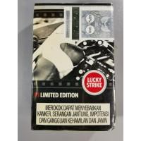 Cigaretės Lucky Strike. 2006 m. Indonesia. Kolekcinės. Nenaudota. Kaina 26