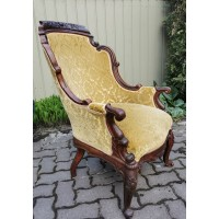 Krėslas, fotelis antikvarinis. Kaina 263