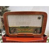 Radijo imtuvas, Radio Dux, V 352. Švedija. 1952 m. Veikiantis. Kaina 83