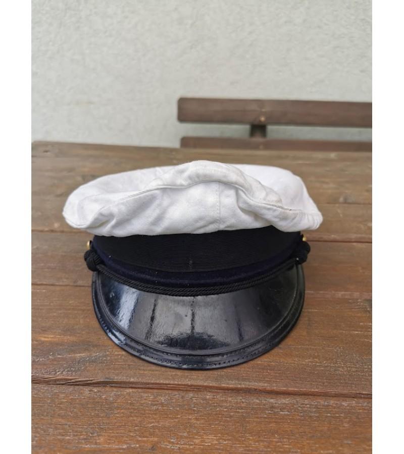 Kepurė uniforminė, vintažinė. Kaina 26