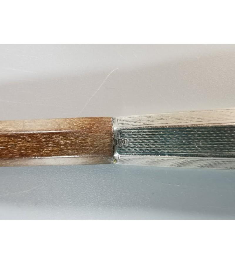 Kandiklis antikvarinis, sidabrinis. Praba 800. Kaina 43