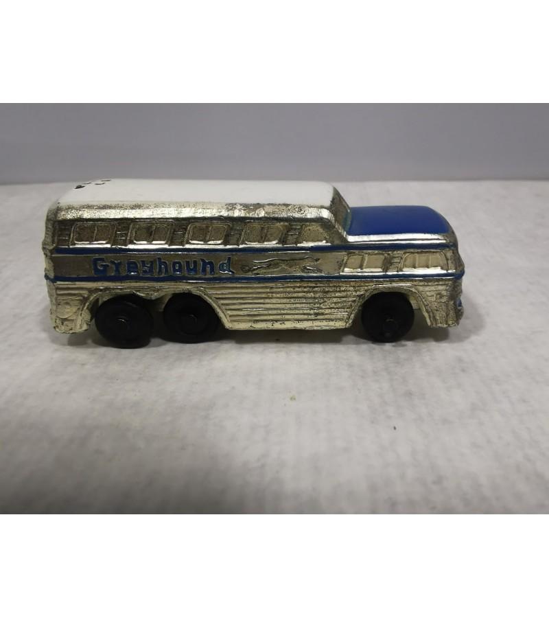 Pipirinė - autobusas metalinis Greyhound. Japan. Kaina 32
