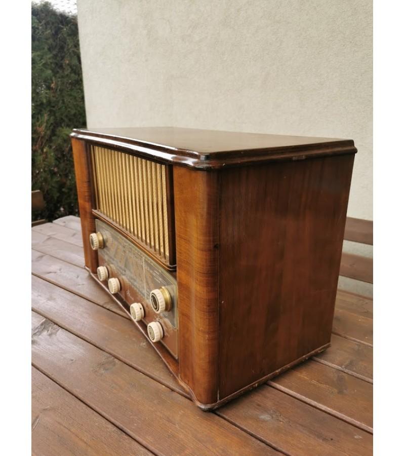 Radija, radio Linnet & Laursen LL: Monark FM-AM 562. 1958 m. Kaina 96