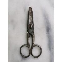 Žirklės antikvarinės. Kaina 8