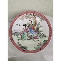 Lėkštė porcelianinė, didelė. Japonija. Kaina 36