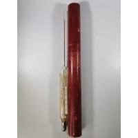 Termo Sacharometras su termometru, antikvarinis. Kaina 23