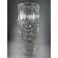 Vaza Mid Century Modern stiliaus, stiklinė. Kaina 32