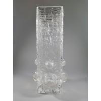 Vazelė Mid Century Modern stiliaus, stiklinė. Kaina 28