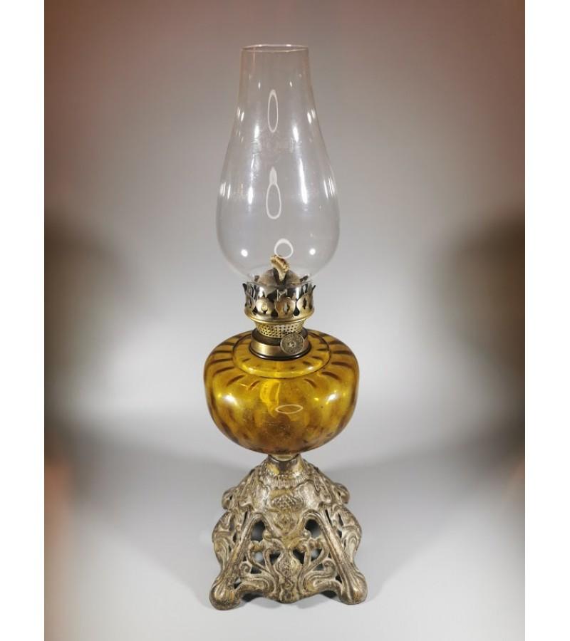 Lempa žibalinė, antikvarinė. British Made Wick. Veikianti. Kaina 93