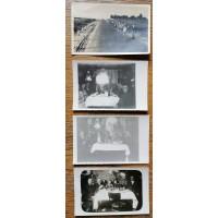 Nuotraukos tarpukario Žaliakalnio: Obuolių g., Žemaičių pl. Kaina po 8