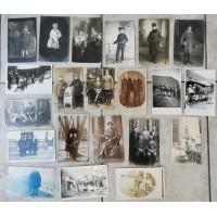 Nuotraukos įvairios tarpukario. Spaudas: Motuzas family collection. Kaina po 3 - 4