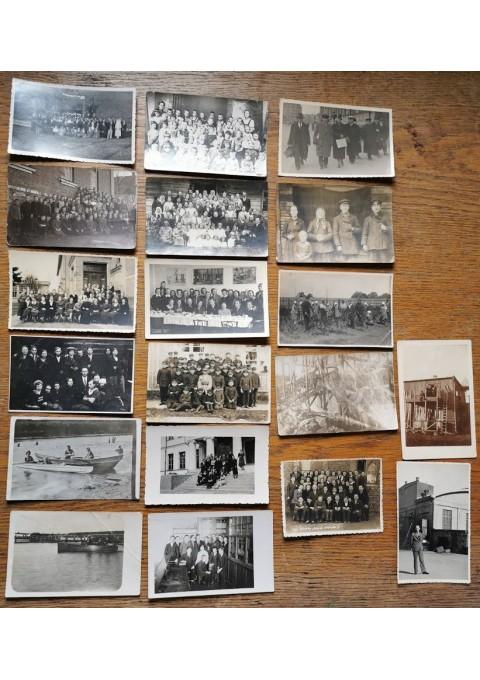 Nuotraukos įvairios, tarpukario. Spaudas: Motuzas family collection. Kaina po 2-3