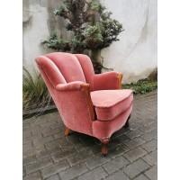 Fotelis antikvarinis, Art Deco stiliaus. REZERVUOTA