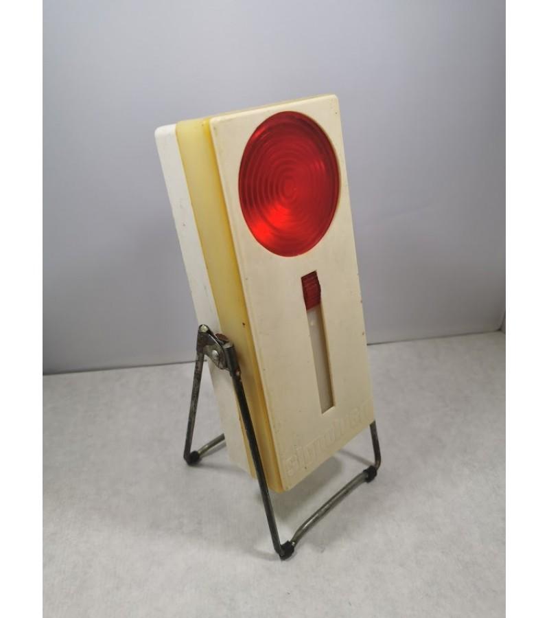 Automobilistų avarinis Signalas M tarybinių laikų. netikrintas. Kaina 8