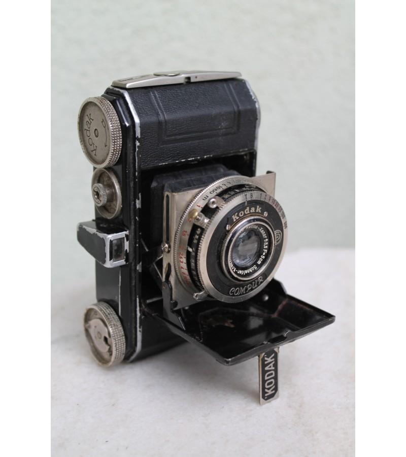Fotoaparatas Kodak Retina 1934 m. Kaina 68