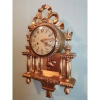 Laikrodis puošnus, antikvarinis. Veikiantis, patikrintas laikrodininko. Kaina 157