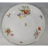 Dubuo, gili lėkštė porcelianinė, antikvariniė, tarpukario Rosenthal Sel-Bavaria. Kaina 38