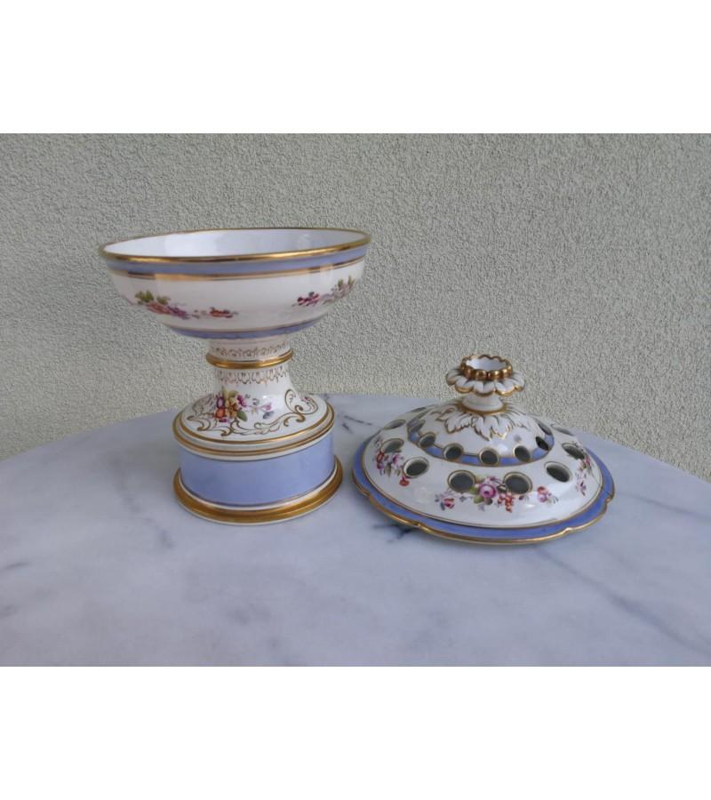 Indas porcelianinis antikvarinis. Anglija. Kaina 28
