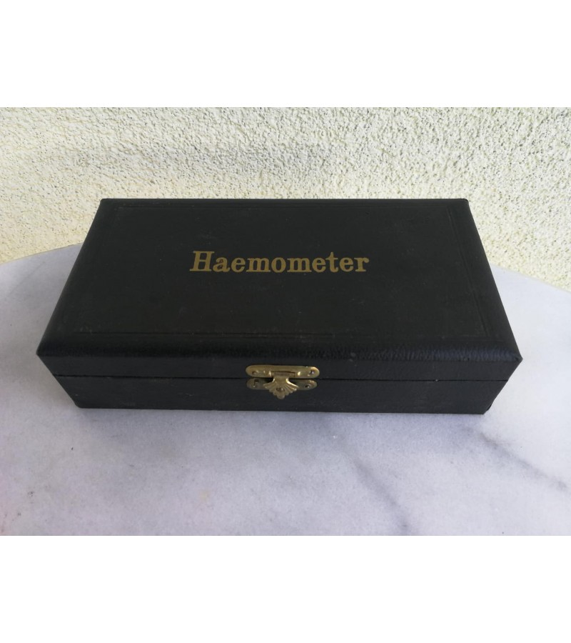 Hemometras (Haemometer) antikvarinis, nenaudotas. Kaina 32