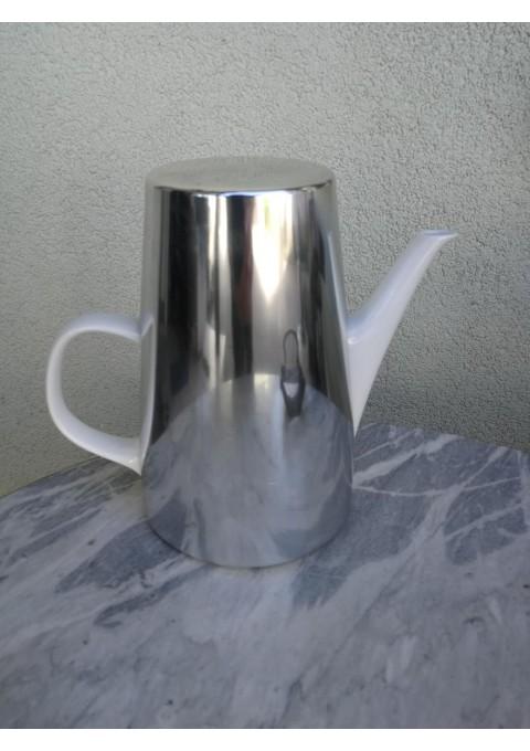 Arbatinis, kavinukas vintažinis su termoizoliaciniu gaubtu. Melitta. Germany. Kaina 23
