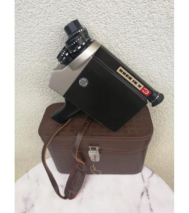 Fotokamera vintažinė. Kaina 48