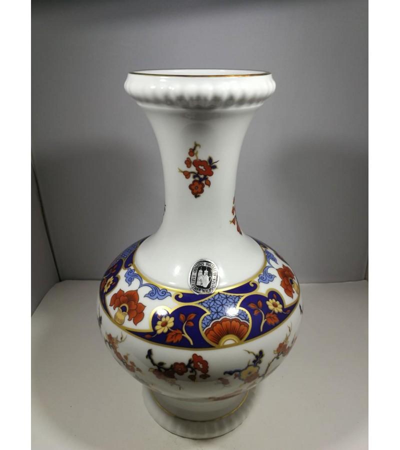 Vaza porcelianinė Bareufther Waldsassen Bavaria Germany. Kaina 32