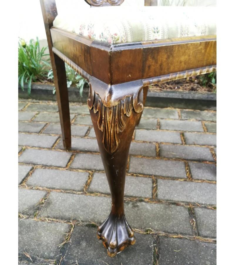 Kėdės Chippendale, antikvarinės. 2 vnt. Kaina po 52