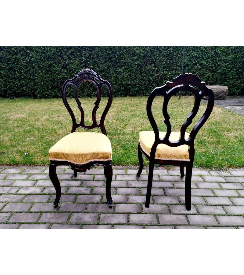 Kėdės antikvarinės 2 vnt. Kaina po 42