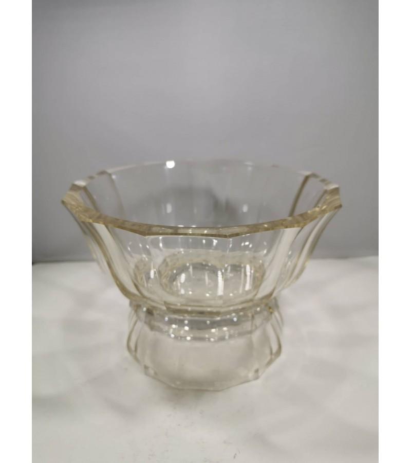 Vaisinė, vaza, saldaininė Art Deco stiliaus antikvarinė. Kaina 32