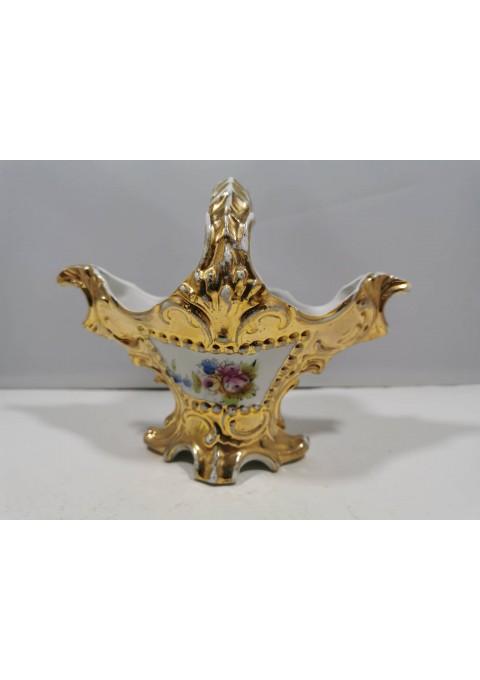Vazelė porcelianinė, antikvarinė. Kaina 17