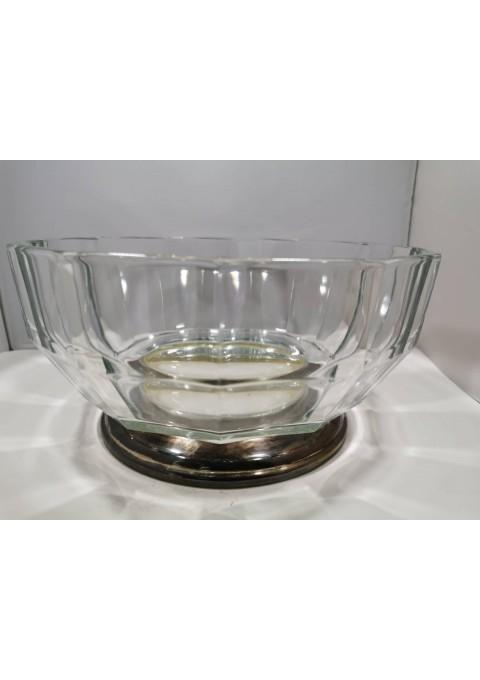 Vaza, vaisinė Art Deco stiliaus, antikvarinė. Kaina 42