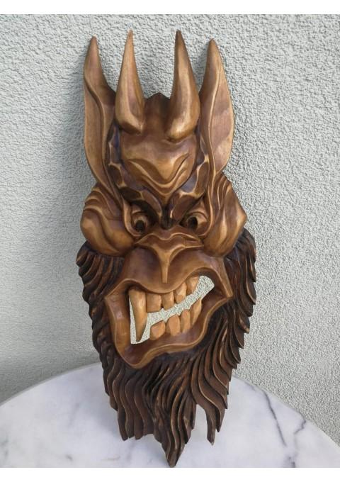 Medžio drožinys Velnias. Kaina 43