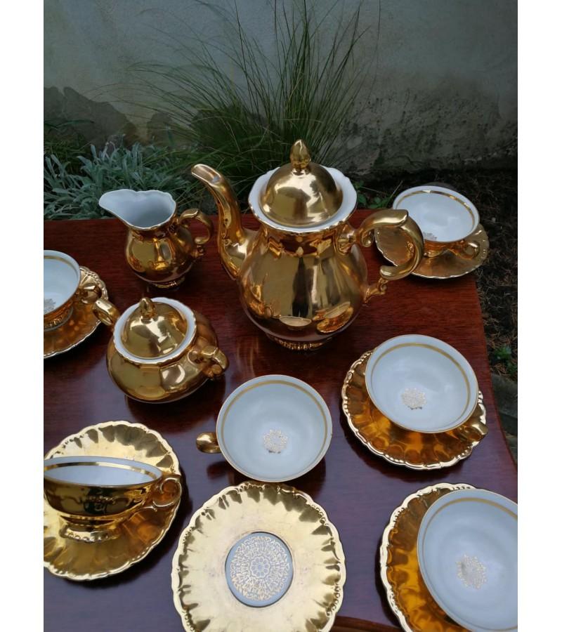 Servizas porcelianinis, vokiškas Gloria. Kaina 62