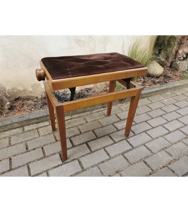 Pianino suolelis reguliuojamo aukščio, vokiškas. Kaina 105